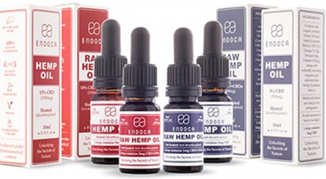 Endoca CBD Hemp Oil